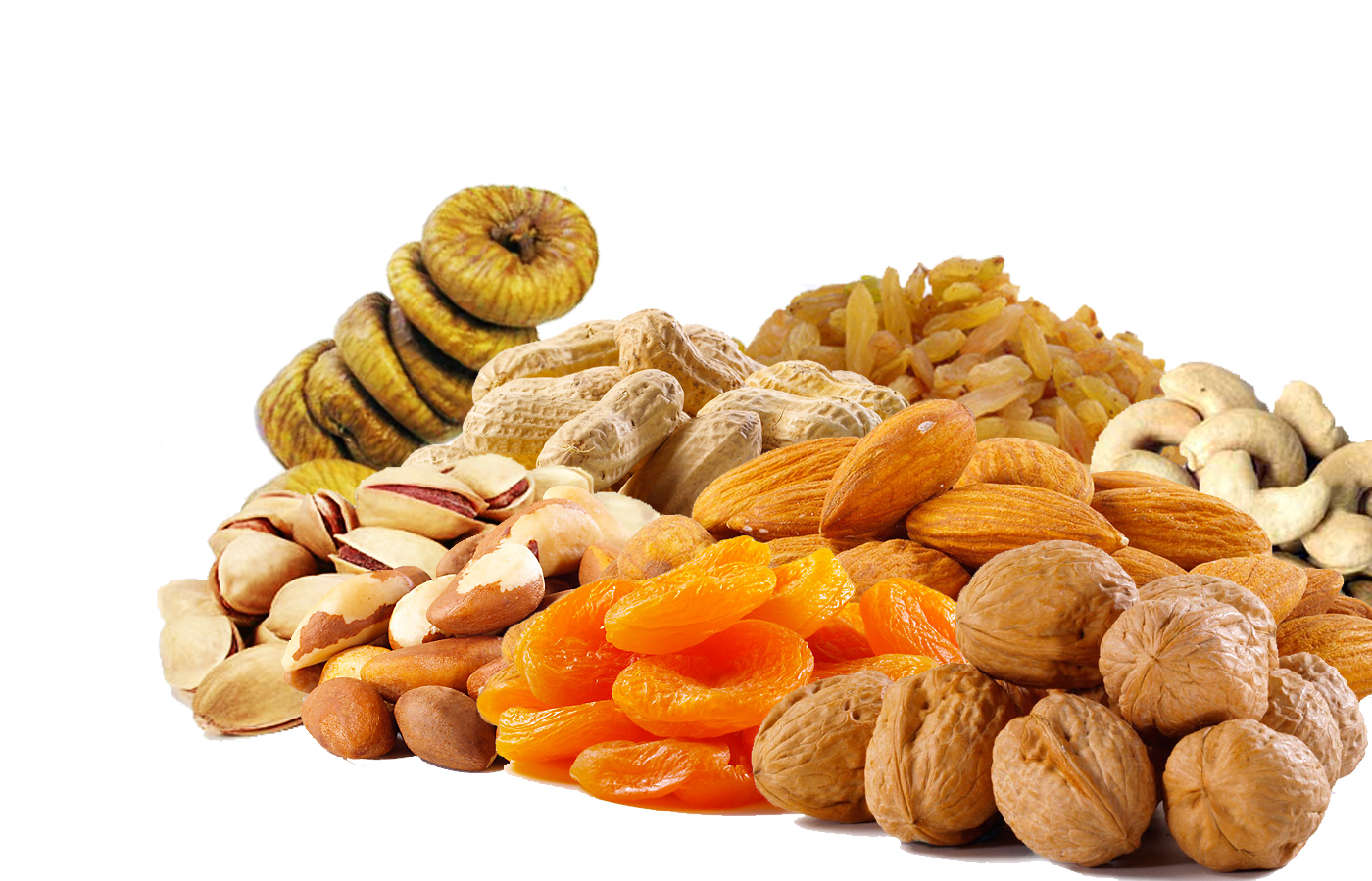Consume Dry Fruits and Be Healthy