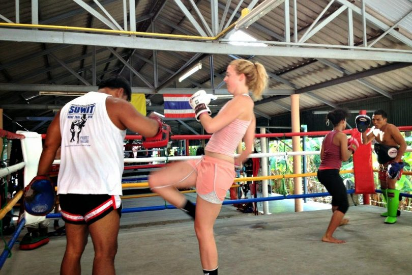 Good Health With Muay Thai Camp and Fitness In Thailand