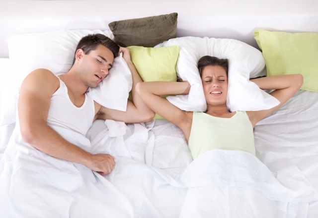 5 Ways To Help You Snooze Without Snoring